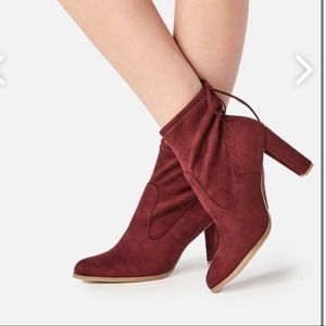 Justfab Raine booties